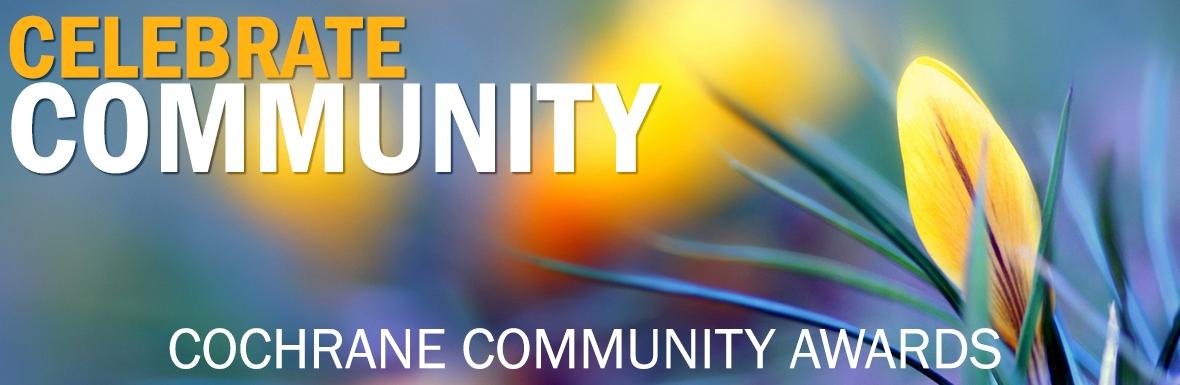 Nomination Forms – Cochrane Community Awards